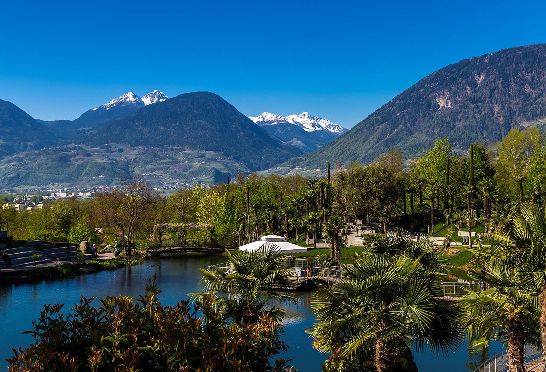 Dorf Tirol Hotel Hofer